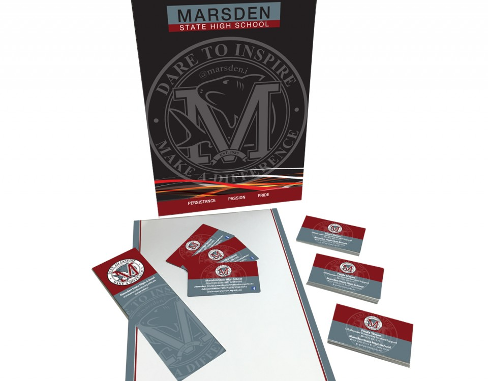 Marsden Stationery