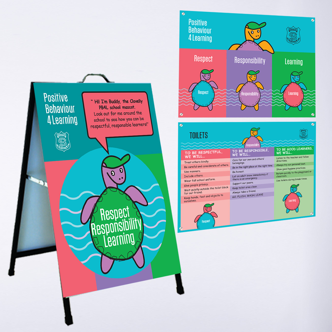Signage & Large Format Print